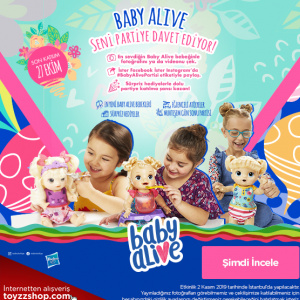 Baby Alive Partisi