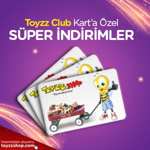 Toyzz Club Ekim Kampanyası