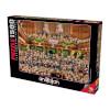 1500 Parça Puzzle : Konser