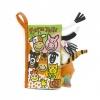 Jellycat Bashful Farm Tails Bez Kitap