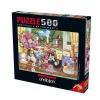 500 Parça Puzzle : Mutfaktaki Yaramazlar