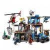 LEGO City Dağ Polis Merkezi 60174