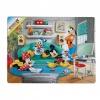 Mickey Mouse Ahşap Puzzle 12 Parça