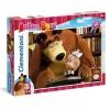60 Parça Puzzle : Masha and the Bear 2