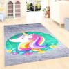 Firstmoon Unicorn Çocuk Halısı 100 x 160 cm.