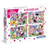 2 x 20 + 2 x 60 Parça Puzzle : Minnie Happy Helper
