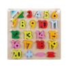 Woody Rakamlar ve İşlemler Ahşap Bultak 23 parça