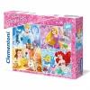 104 Parça Maxi Puzzle : Princess