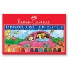 Faber Castell Redline Pastel Boya 12 Renk