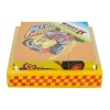 Mickey Mouse Yarış Arabası Ahşap Küp Puzzle
