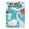 Neşeli Hayvanlar Boyama Kitabı