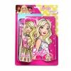 Barbie 6'lı Kırtasiye Set