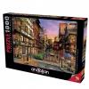 1000 Parça Puzzle : Colmar Sokağı