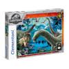 104 Parça Puzzle : Jurrasic World-1