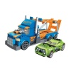 Mega Bloks Hot Wheels Blok Taşıyıcı Tır Ve Araç Oyun Seti