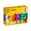LEGO Classic Yapım Parçaları ve Evler 11008