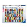 1000 Parça Puzzle : Kapılar