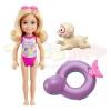 Barbie Sihirli Yunuslar Chelsea Bebek