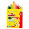 Play Doh Kuru Boya Yarım Boy 12 Renk