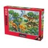 260 Parça Puzzle : Dinozorlar Vadisi 1