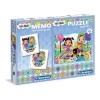 60 Parça Puzzle ve Hafıza Oyunu Leliko - Memo