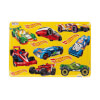20 Parça Puzzle : Hot Wheels 8 Arabalı