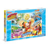 30 Parça Maxi Puzzle : Mickey and The Roadster Racers