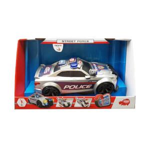 Sesli Ve Işıklı Street Force Polis Arabası Toyzz Shop