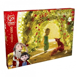 1000 Parça Puzzle : The Little Prince