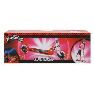 Miraculous Ladybug 2 Tekerlekli Scooter