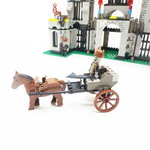 Yapım Seti : Şövalye Kale Set