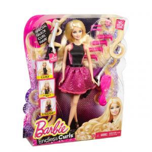 Barbie Büyüleyici Bukleler Tasarım Merkezi