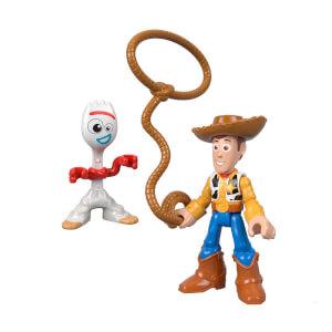 Toy Story 4 İkili Figür Seti 8 cm.