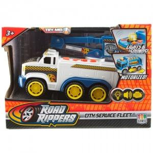 Road Rippers Sesli ve Işıklı Mini Hizmet Araçları