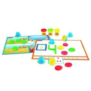 Play Doh Rakamları ve Sayıları Öğreniyorum