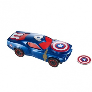 Captain America Özel Seri Delüks Araçlar