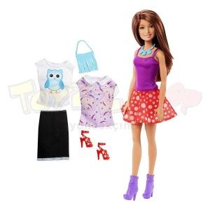 Barbie'nin Son Moda Kıyafetleri (Kayıp) (Kumral)