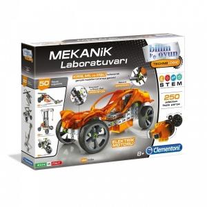 Mekanik Laboratuvarı