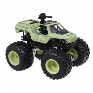 Hot  Wheels Monster Jam Araba (Soldier)