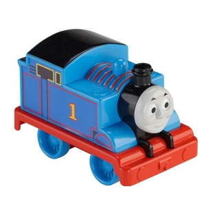 Fisher Price Thomas Çuf Çuf Tren  (Thomas-Mavi)