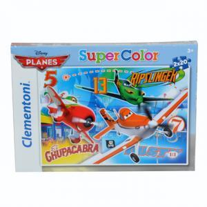 2 x 20 Parça Puzzle : Planes