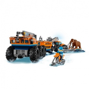 LEGO City Arctic Expedition Kutup Mobil Keşif Üssü 60195