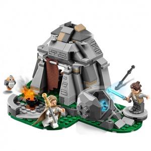 LEGO Star Wars Ahch-To Adasında Eğitim 75200