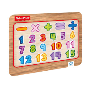 Fisher Price Bultak Puzzle