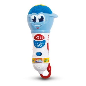 Baby Clementoni Eğlenceli Mikrofon