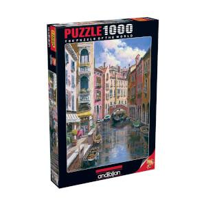 1000 Parça Puzzle : Ponte Longo