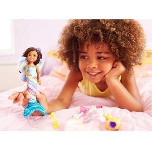 Barbie Dreamtopia Chelsea ve Kıyafetleri FJC99