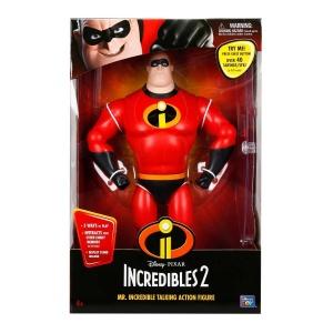 The Incredibles 2 Mr. Incredible Hareketli Figür 33 cm.