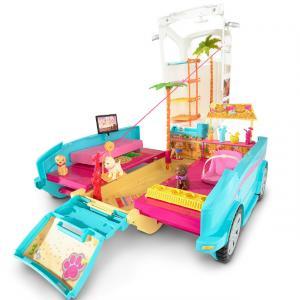 Barbie Yavru Köpek Hareketli Oyuncağı