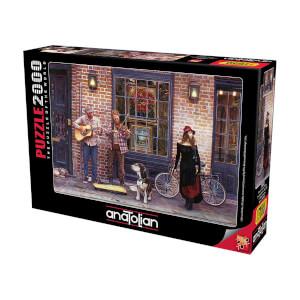 2000 Parça Puzzle : New Orleans Ruhu